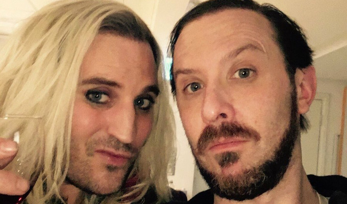 Noel Fielding films Upstart Crow role | A tight 5: January 25